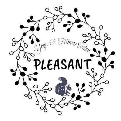 Yoga&Fitness Salon PLEASANT(プレザント) ハンモック トランポリン 食リズム 元気玉(まぜこみ発酵玄米)