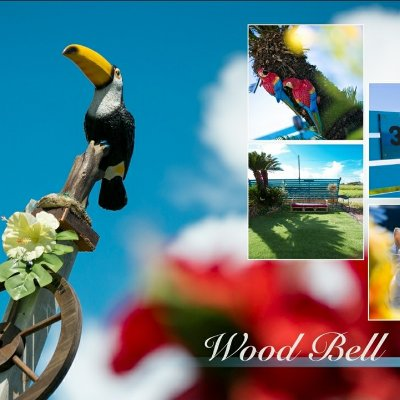 WOOD BELL  AROMA&Handmade Accessories
