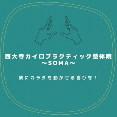 奈良整体❘西大寺カイロプラクティック整体院 〜Soma〜ソーマ