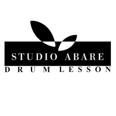 STUDIO ABARE  - Drum School -