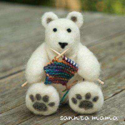 オリジナル糸とアクセサリーパーツが揃うハンドメイド専用店 sannta mama サンタママ