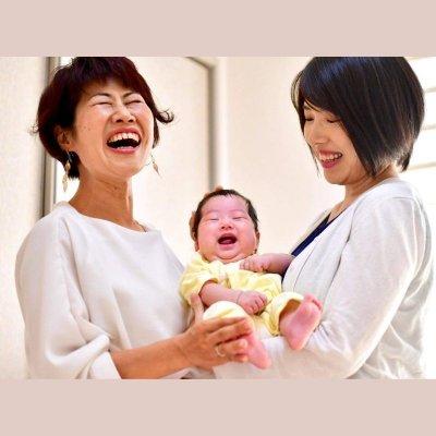 ママへの癒しsmile and happy  出産前も出産後も家族の笑顔・ごきげんな時間を増やすために