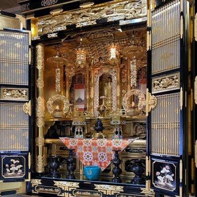 仏壇の永井
