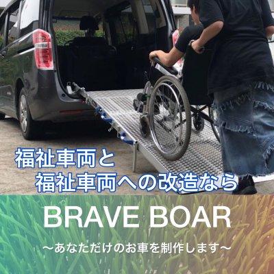 BRAVE BOAR