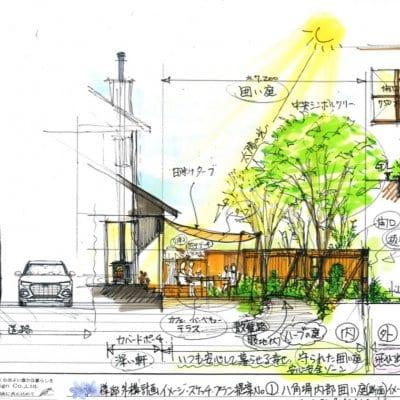 『光の建築・いのちがよろこぶ家』株式会社アイナチュール