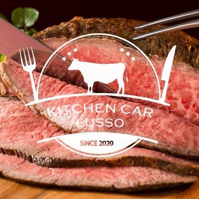 本格ローストビーフのキッチンカー KITCHEN CAR LUSSO