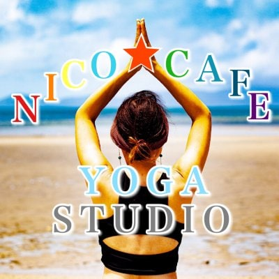 ヨガと米粉のシフォンケーキ『yogaスタジオ虹心cafe』