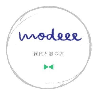 雑貨と服の店 modeee