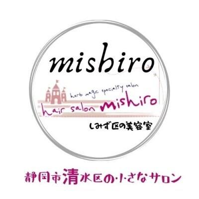 【ミシロ美容室】-hair salon Mishiro-