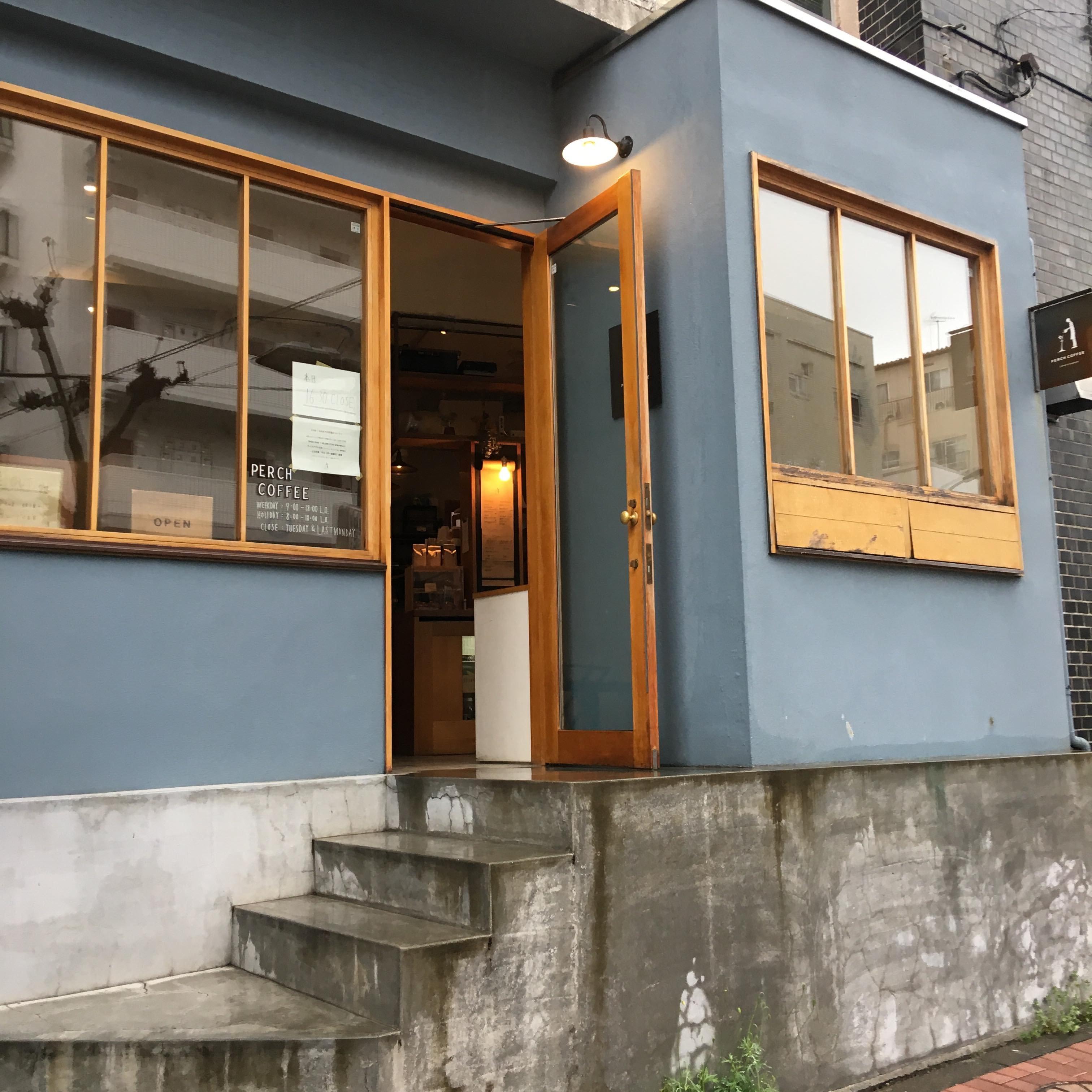 山王ご近所のカフェ