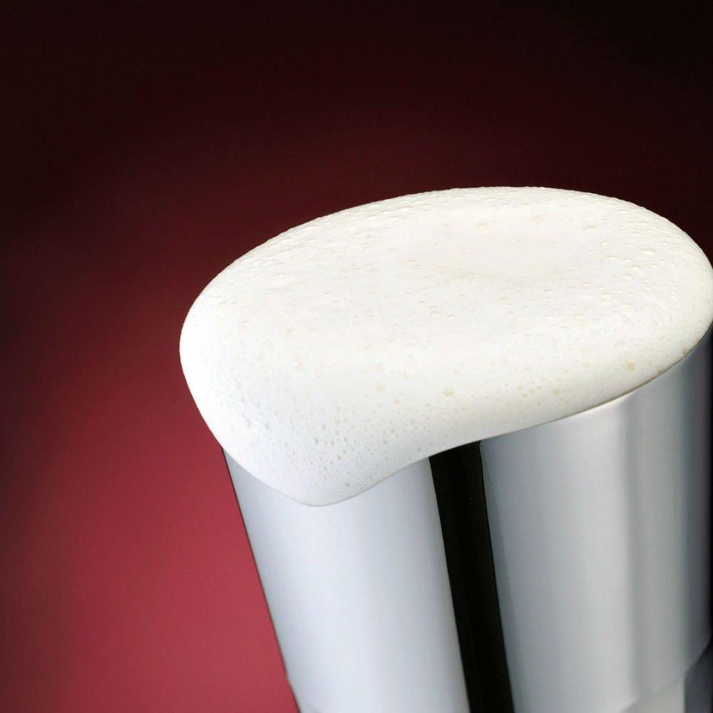 ユキワタンブラーシリーズ ビールのきめ細やかな泡立ち