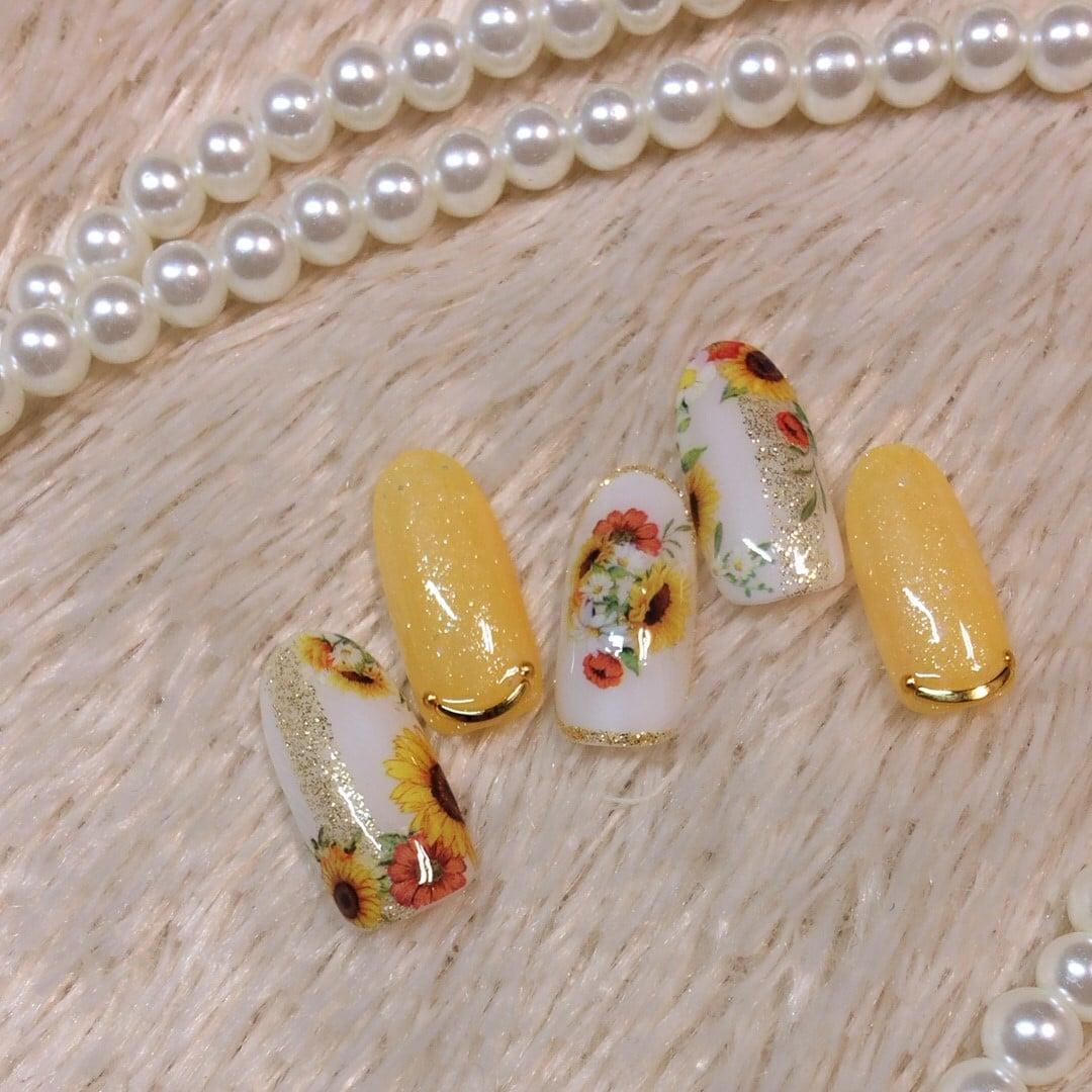 定額8,000円コース/Sparkle Nailスパークルネイル