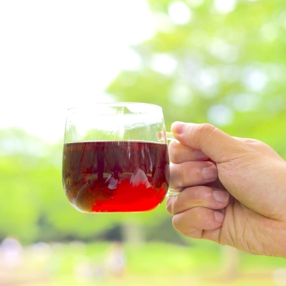 日本の甘みが豊かなオーガニック紅茶|Japanese Organic Black Tea