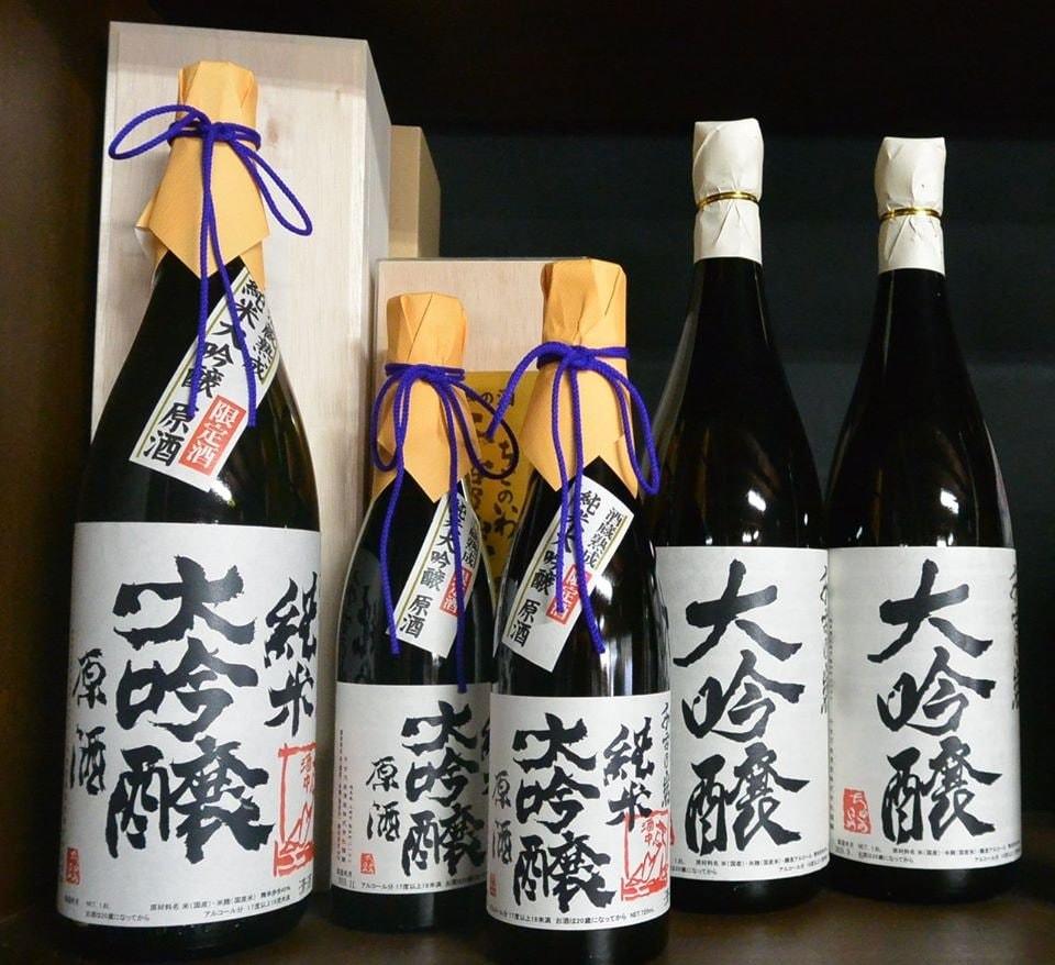 岐阜の地酒を通販にて全国へお届け