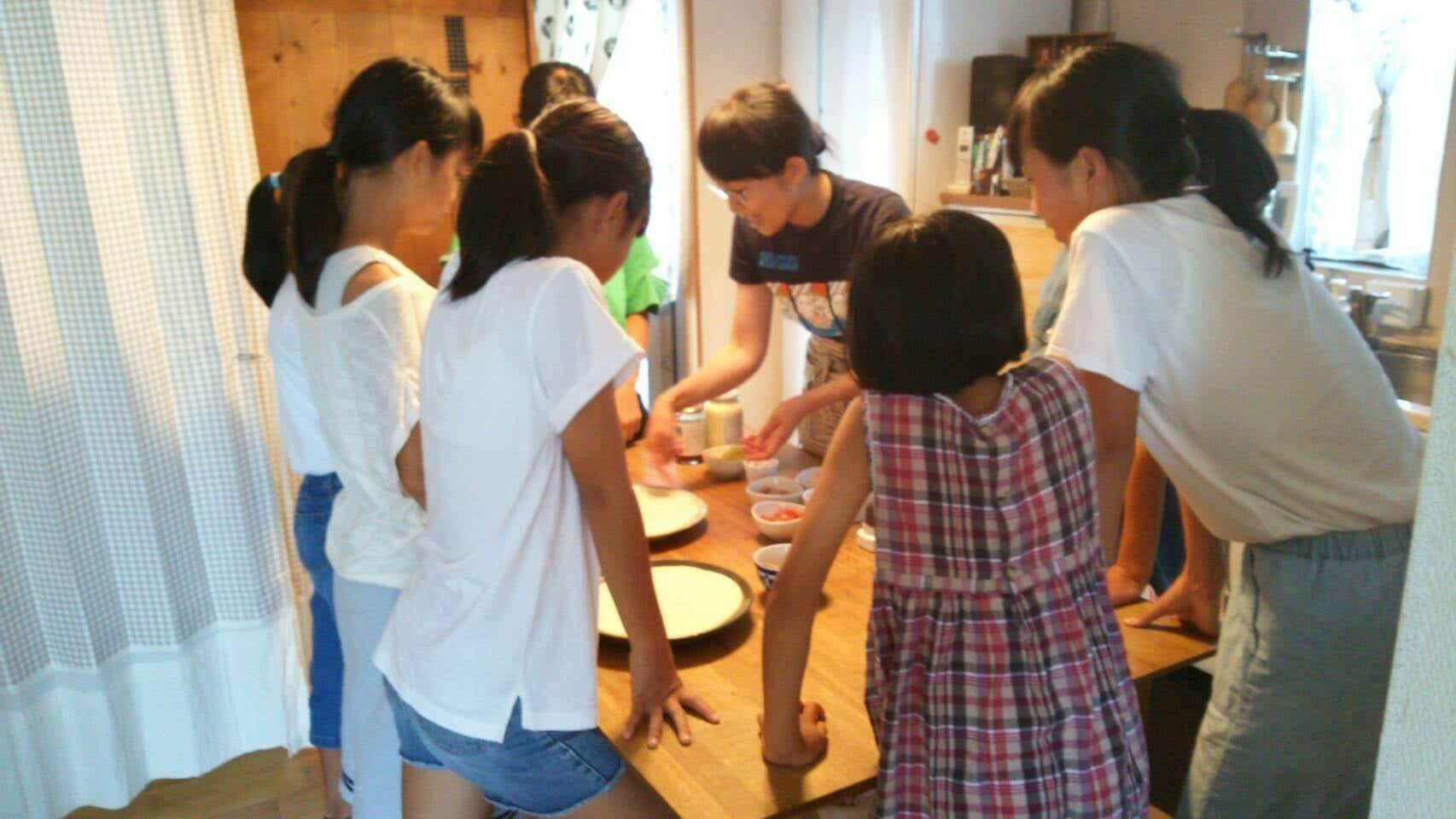 小学生 料理教室