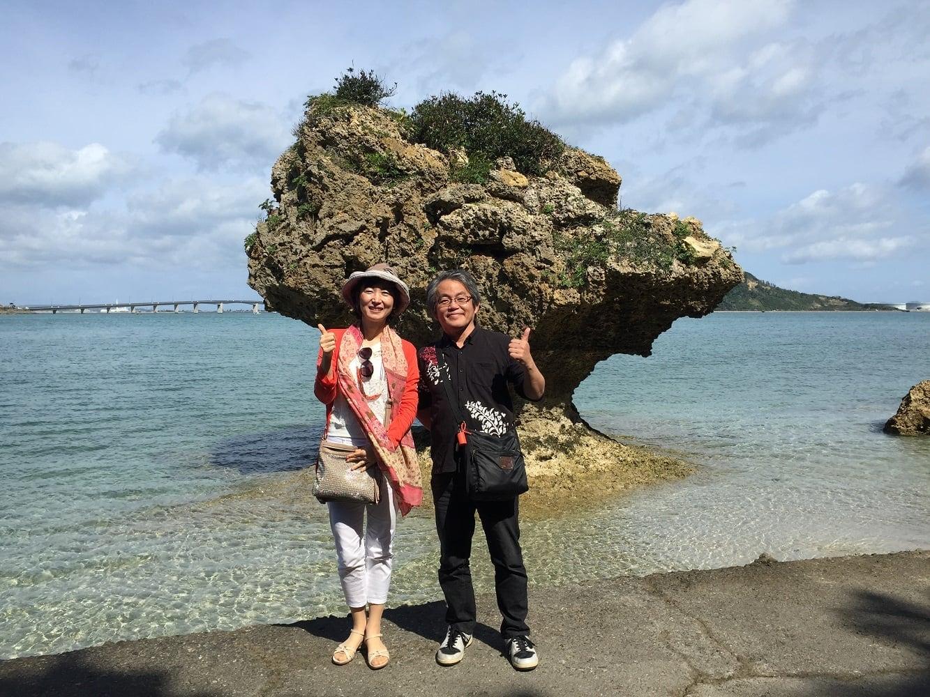 沖縄のスピリチュアルカウンセラーF先生