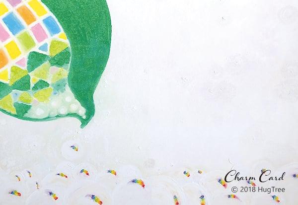 チャームカード(リーディングカード)