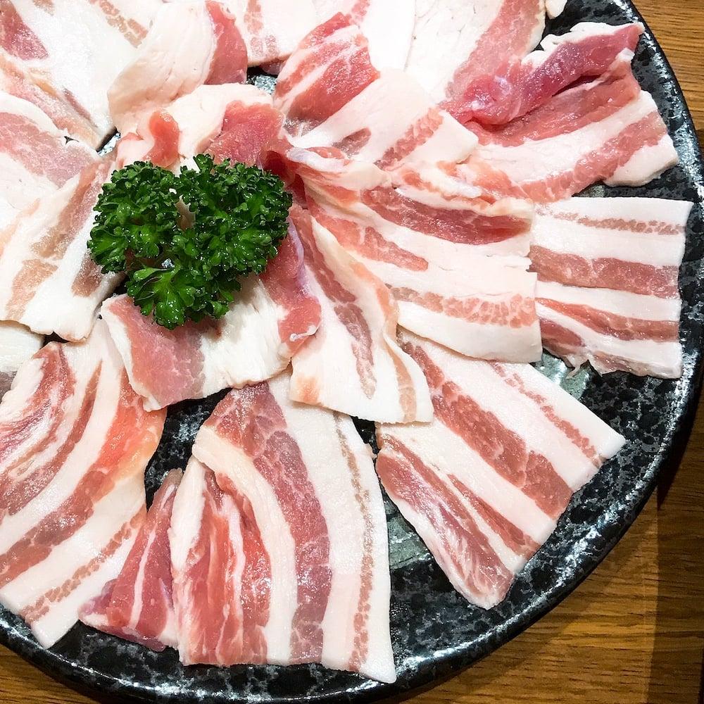 関内の居酒屋ダイニングみやび|豚バラを美味しいお鍋に。