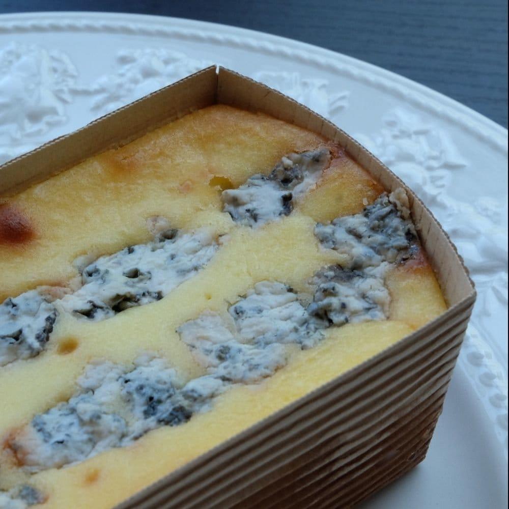 ブルーチーズのチーズケーキ[TeRuko]
