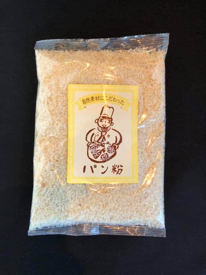 味輝パンのパン粉