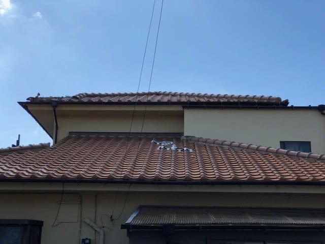 風災 屋根