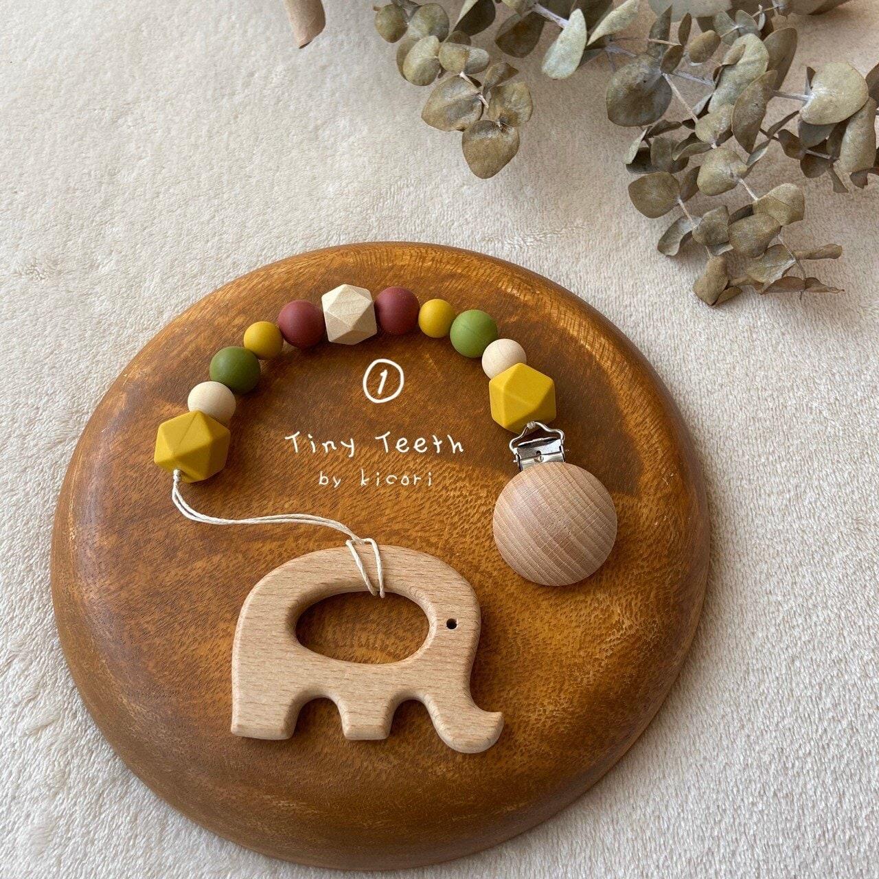 【歯固め】おもちゃホルダー/団子シリーズ🍡