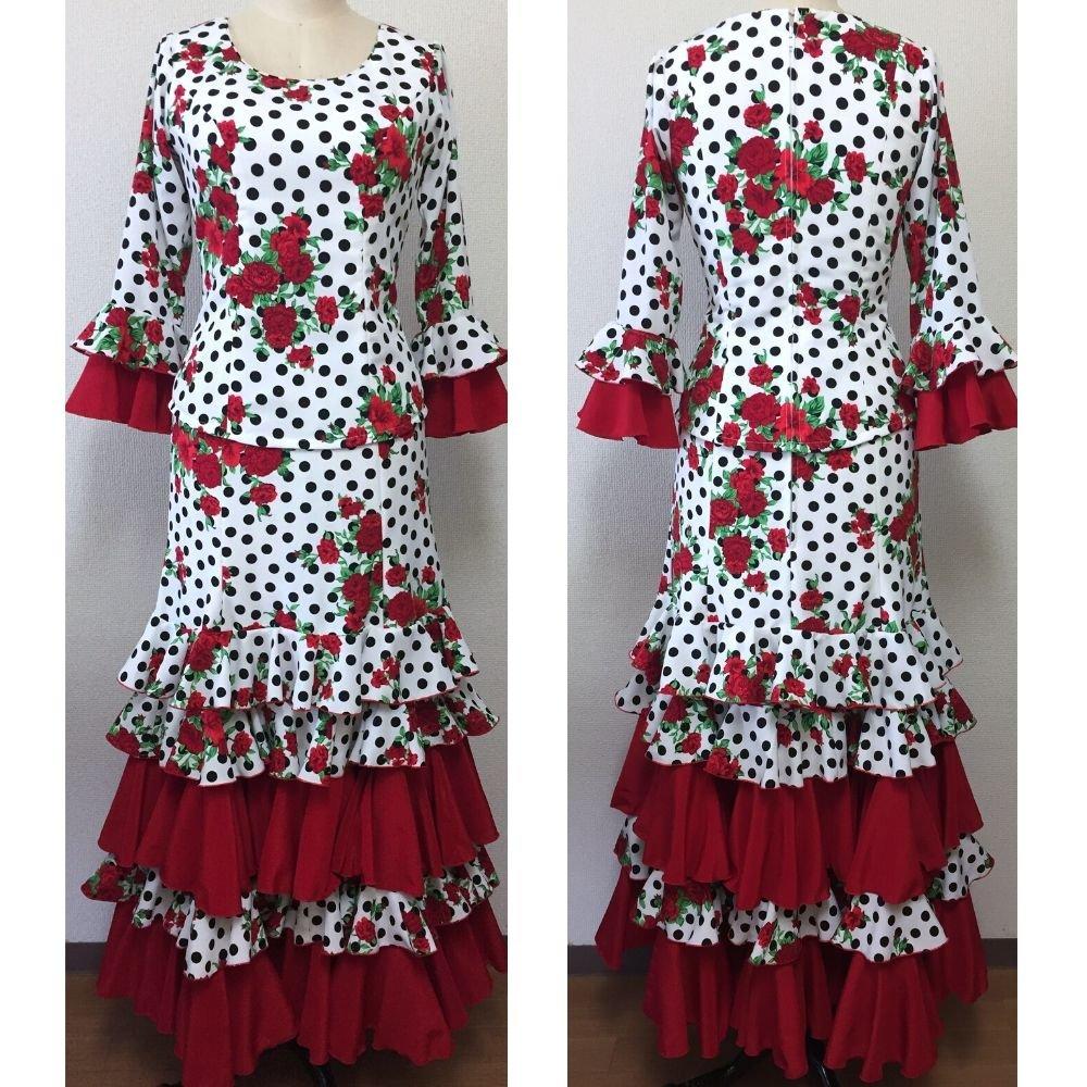 フラメンコ衣装|あとりえ咲