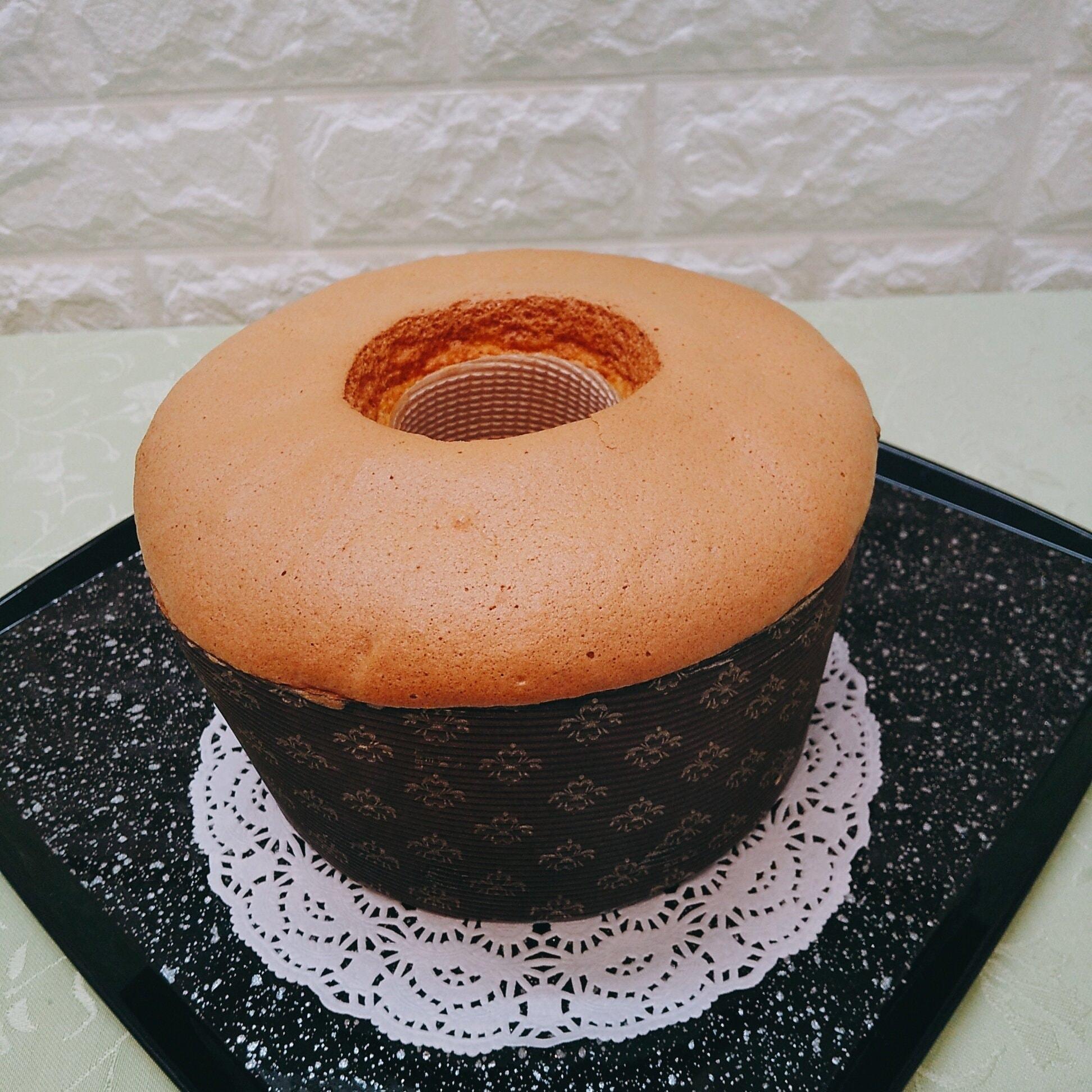グルテンフリー 糖質50%OFF シフォンケーキ