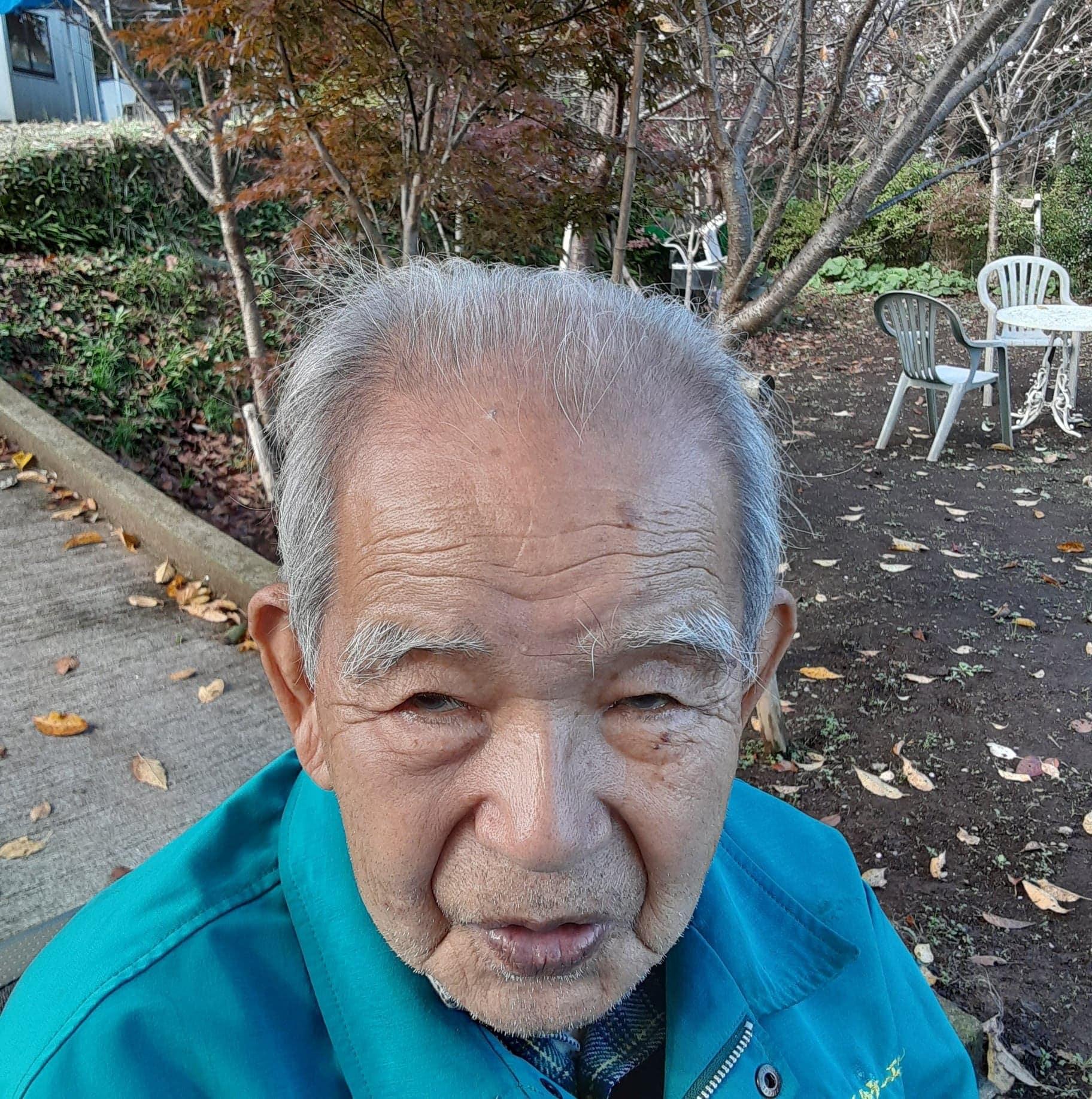 95歳 代表の立石さん