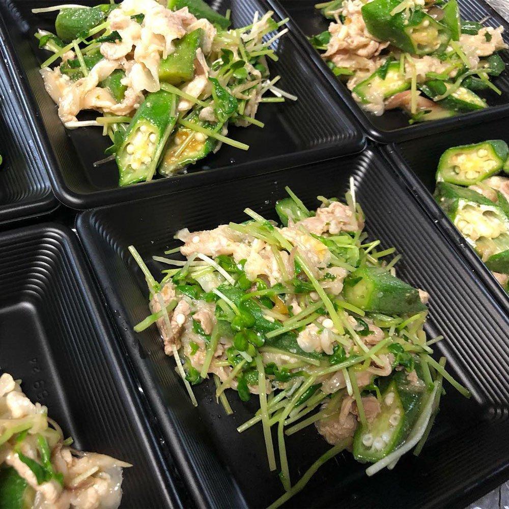 【長沼精肉店|埼玉県加須市にあるこだわりの精肉とお惣菜の店】味噌ベースの和え物