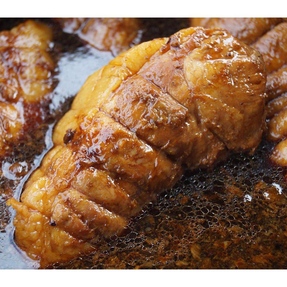 【長沼精肉店|埼玉県加須市にあるこだわりの精肉とお惣菜の店】香り豚のチャーシュー