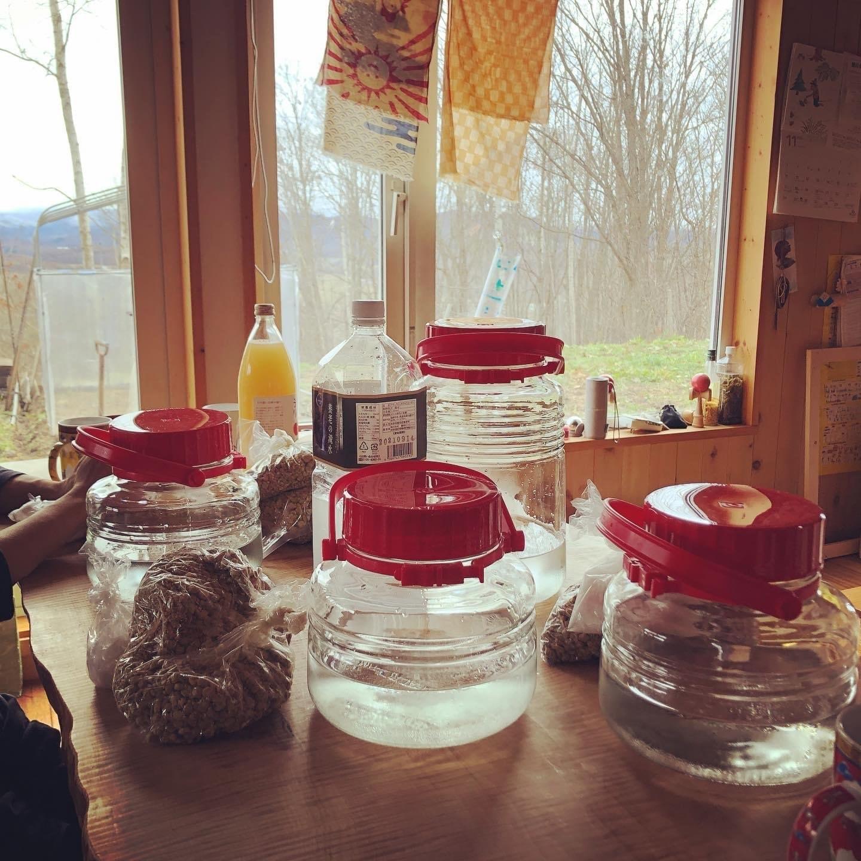 発酵教室の様子(2020年11月開催_1)