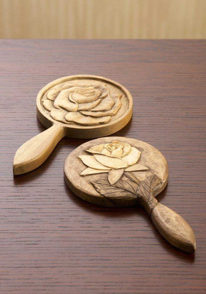 手彫り作品