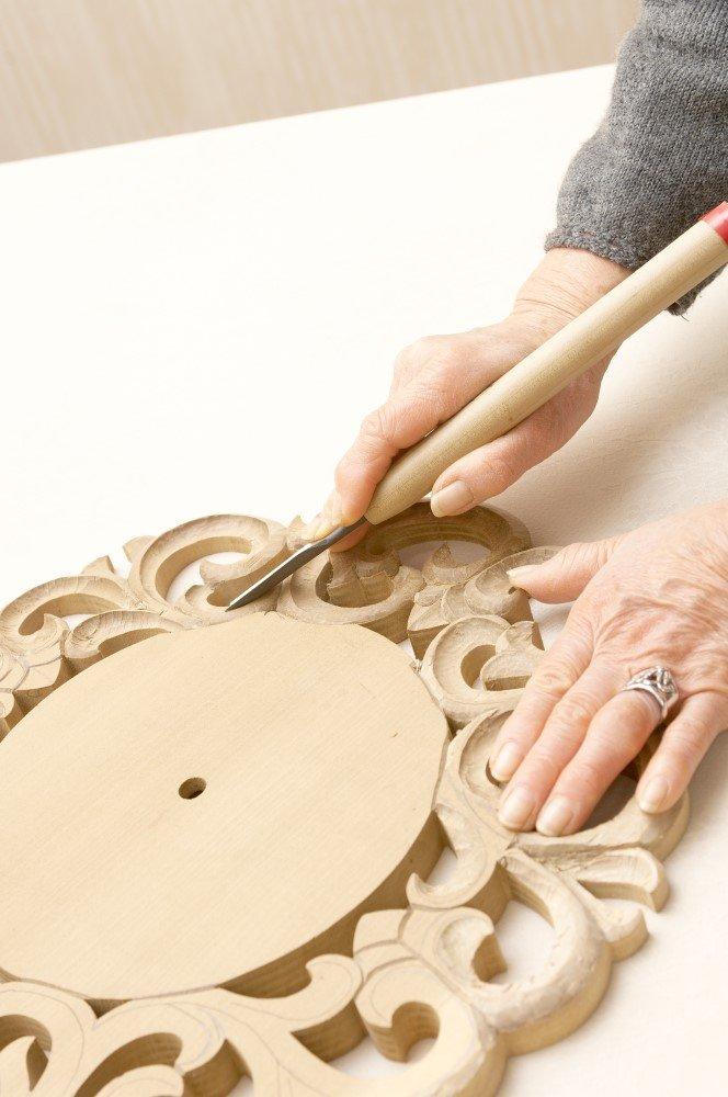木彫り教室