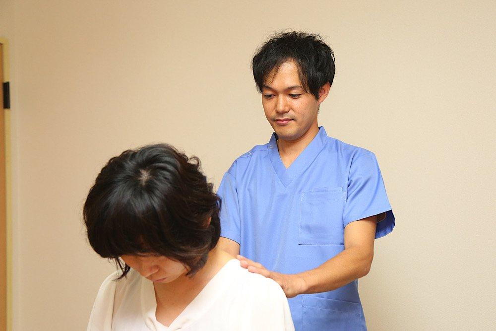 術後の検査