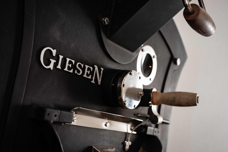 自家焙煎機【GIESEN/ギーセン】