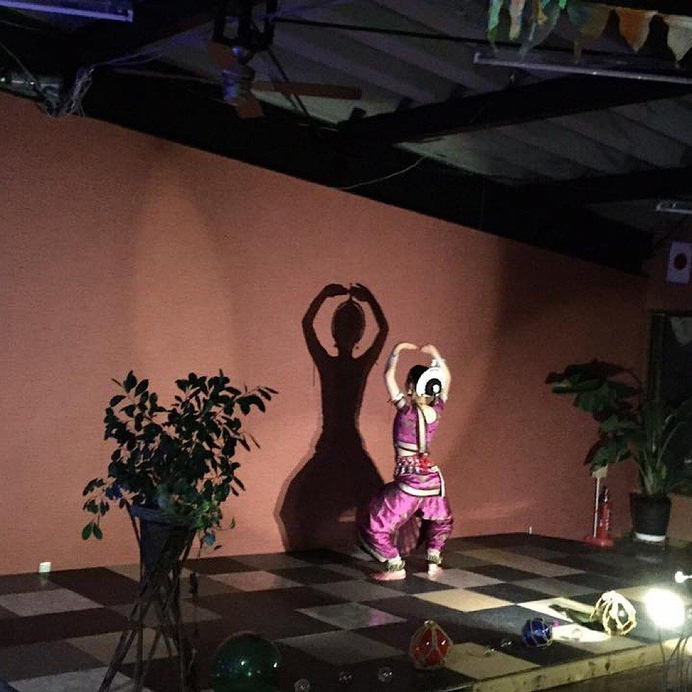 インドのオリッシーダンス