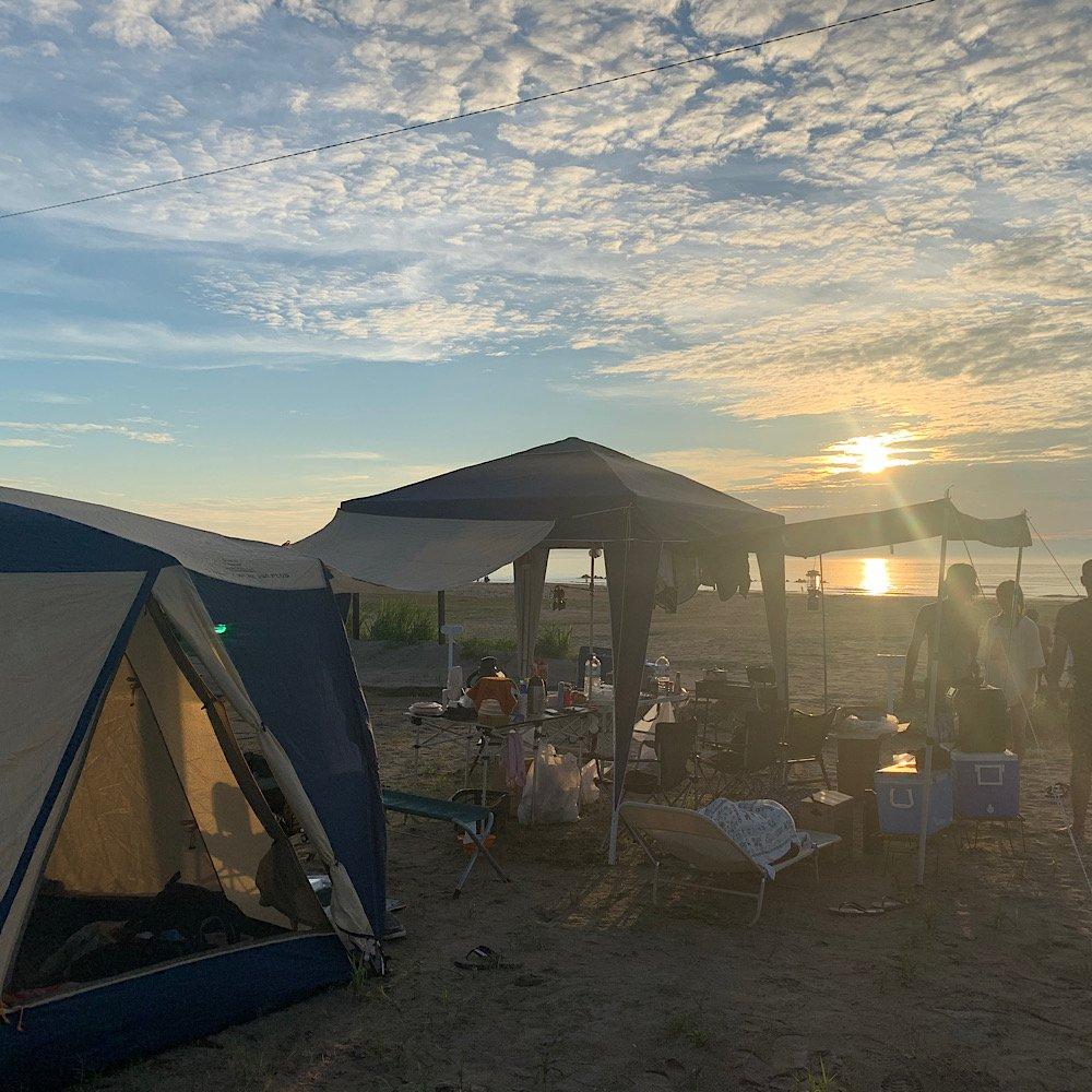 ばうわうキャンプ