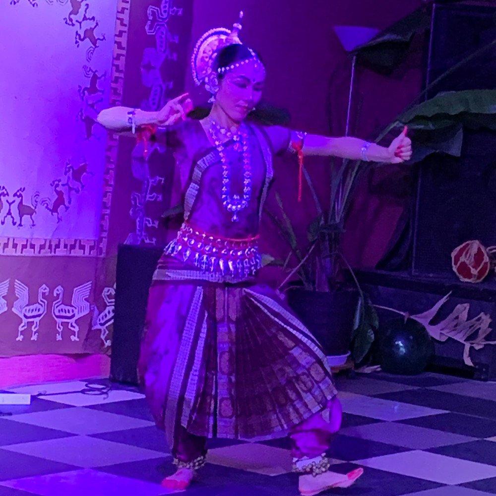 WORLD DANCE FESTA/インドのオリッシーダンス