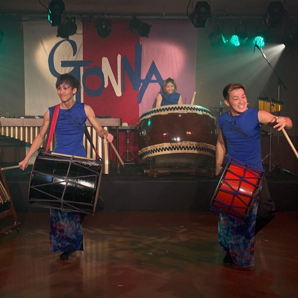 GONNA(ガナ)|ライブ生配信