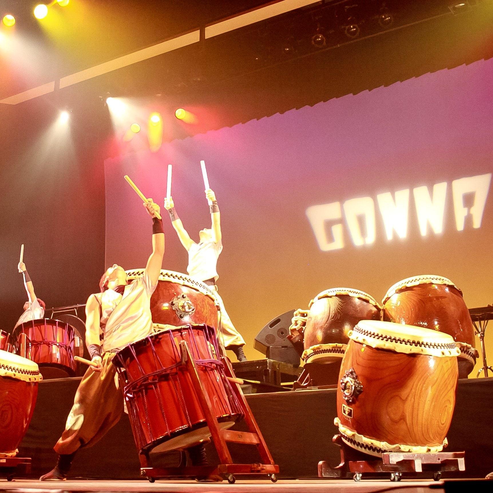 GONNA(ガナ)|JOY|盆太鼓とJazzの融合