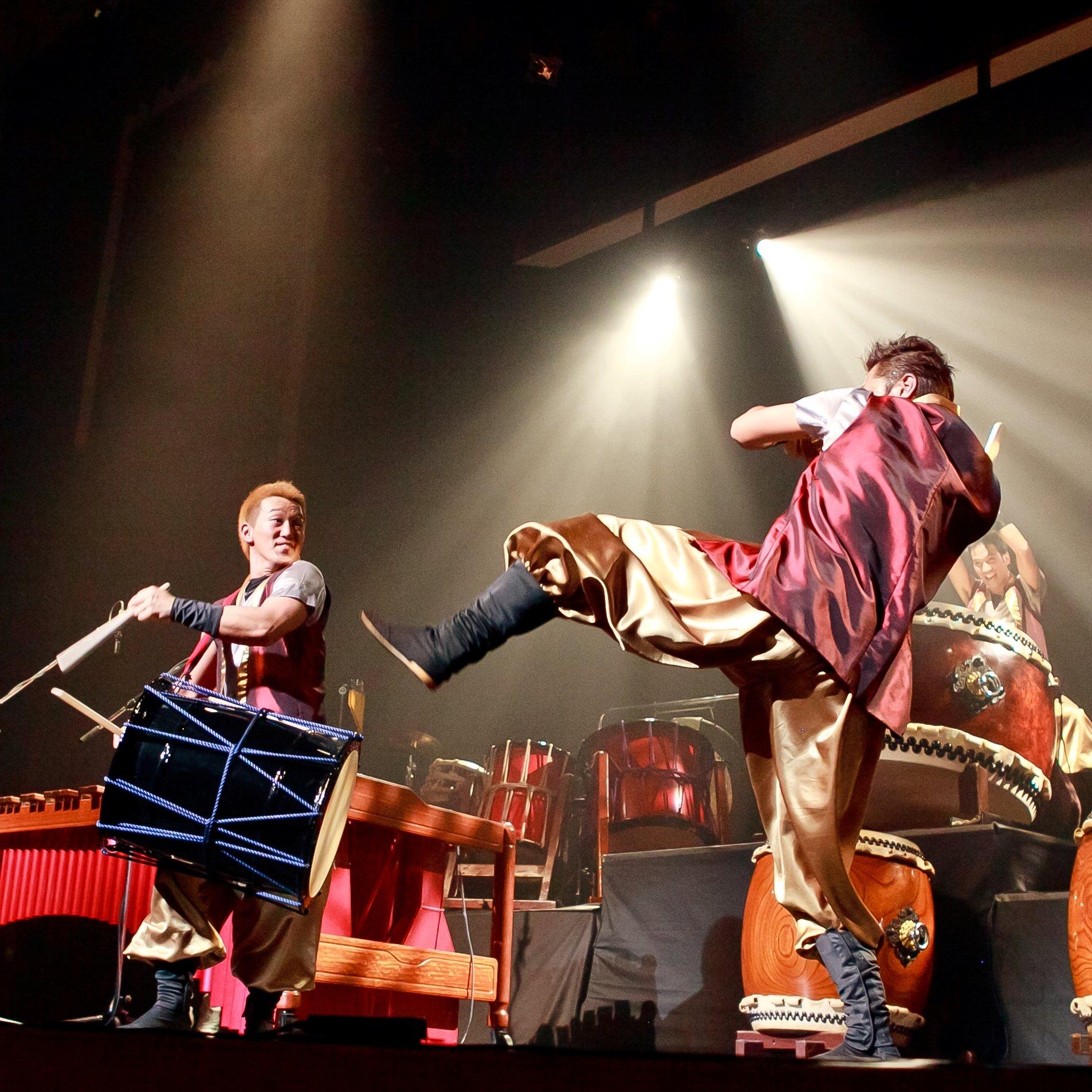GONNA(ガナ)|和太鼓とマリンバのアンサンブル