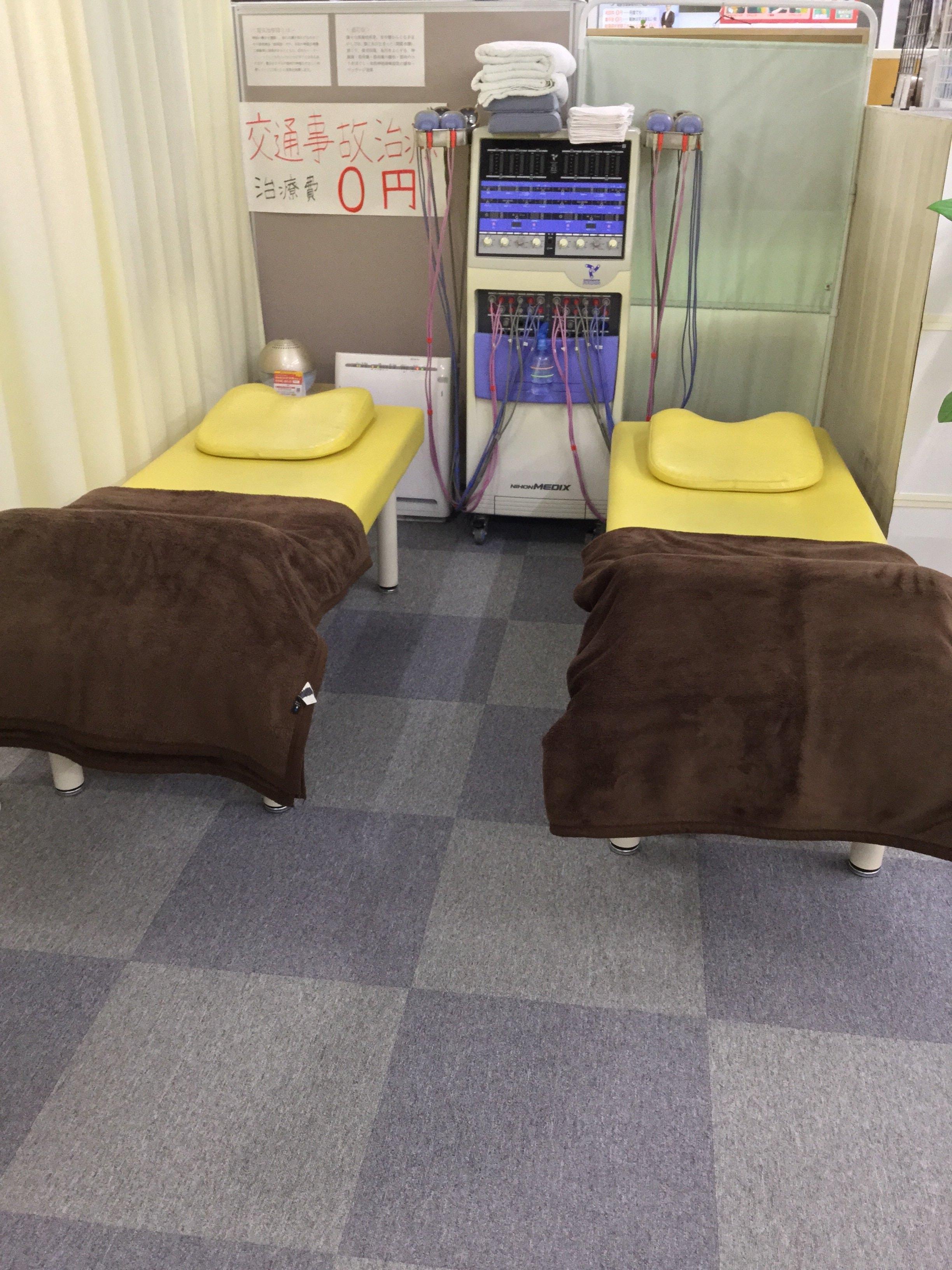 痛み、しびれ専門あおぎり整骨院・整体院 広島県広島市