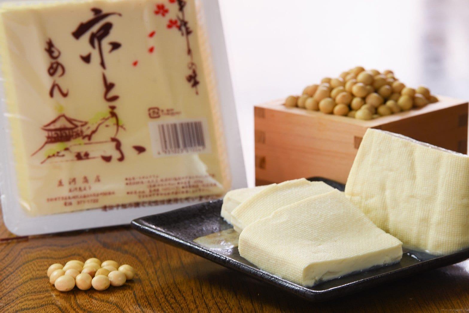 京都伝統の京とうふ|木綿豆腐