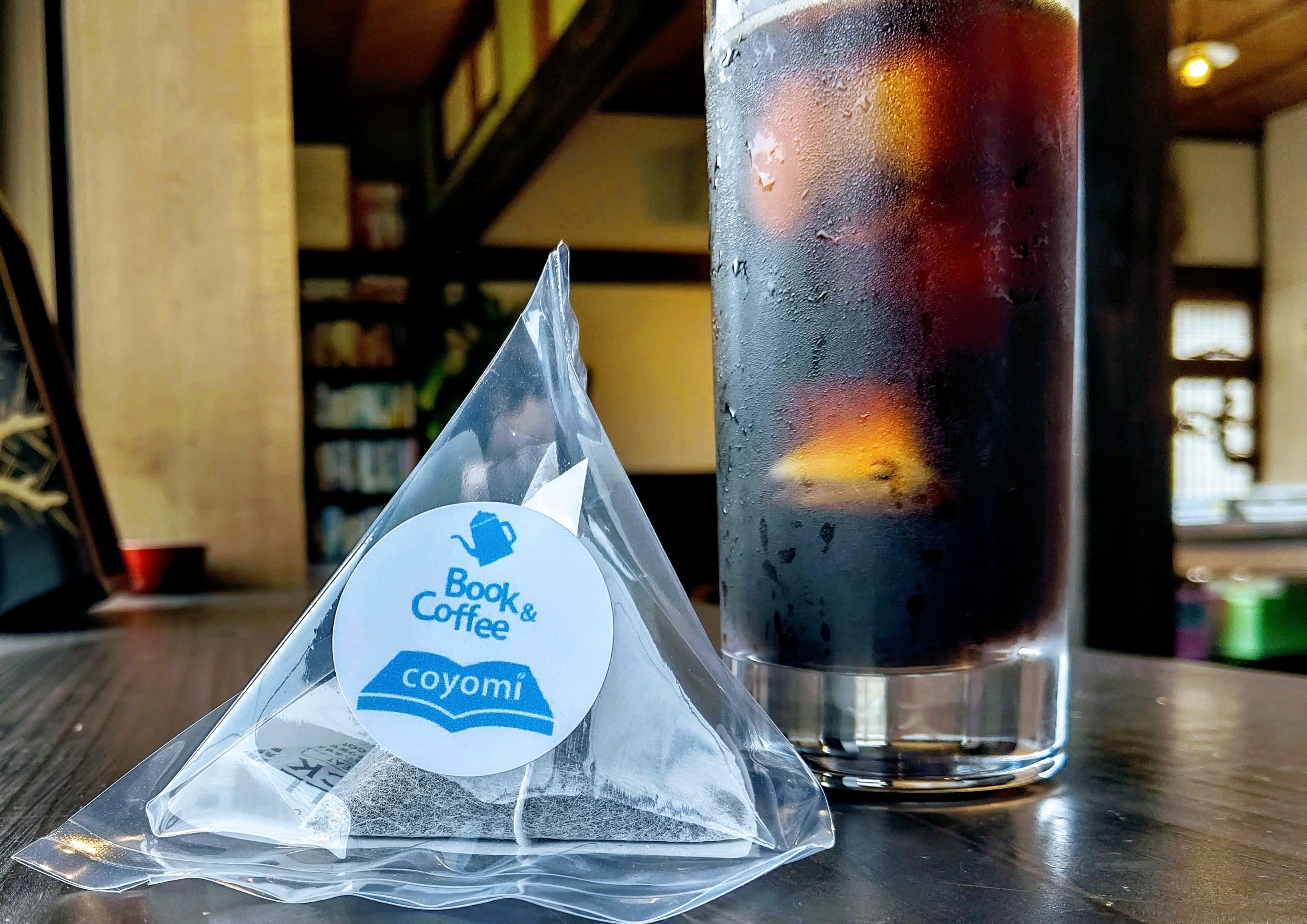 Book&Coffee coyomi/水出しアイスコーヒーパック
