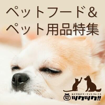 ペットフード・ペット用品特集