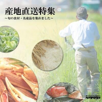 【旬の食材・名産品】産地直送特集