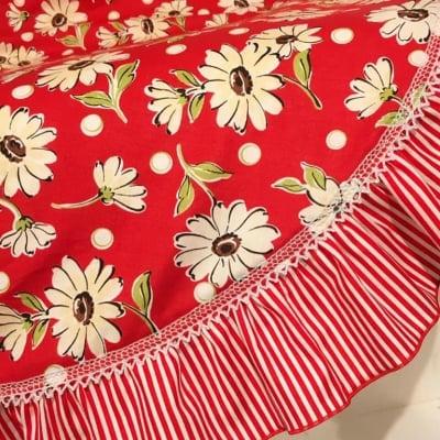 カートラマット No.004 red marguerite