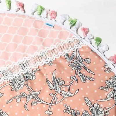 カートラマット No.018 tassel pink