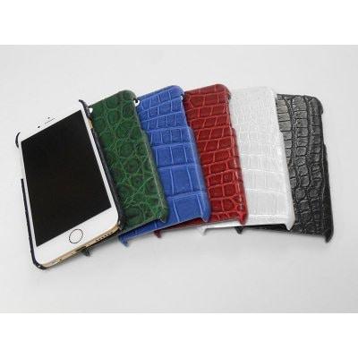 【送料無料】クロコダイル iphone6ケース
